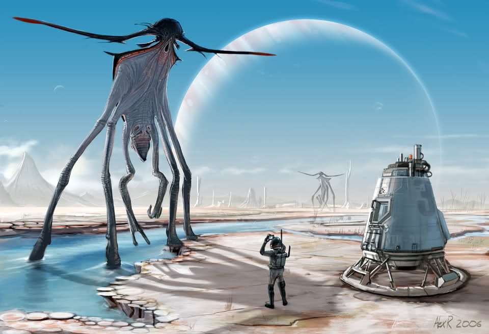 an analysis of extraterrestrial life in our galaxy